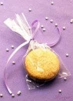Lavender cookies by Morgaer