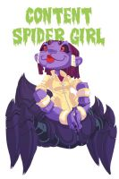 MonSter Girl 03 Content Spider Girl by stplmstr