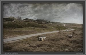 The Verge Of Desolation II by MoodyBlue