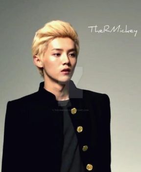 Luhan...A man? by The-Rmickey