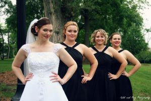 Cody and Heather's Wedding 11 by BengalTiger4