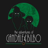 The Adventures Of Gandalf and Bilbo by Shady-21