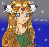 Sad Ally - All finished by KurataSana