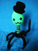 Teefaw The Bacteriophage by ChillyBlackDwagon