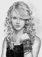 Taylor Swift 3 by Yuka13