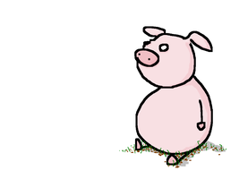 pig by analcarrotexplosion