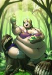 Famish in the Forest. by Jeetdoh