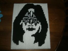 Ace Frehley by phillipfanning