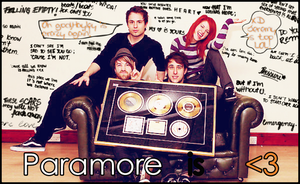 Paramore by Jungieh