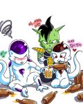 beer and frieza by frieza-love