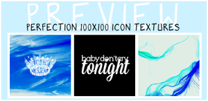 #6 Perfection {icon textures} by iheart-sj