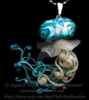 Teal Jelly by carmendee