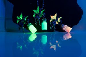 Magic Faery Elixirs by IvrinielsArtNCosplay