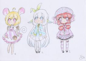 Sketchy Adopts CLOSED by ShiToHoshisaki