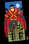 Red Robin by Shaun2186