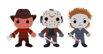 Michael, Freddy, and Jason by rayraylovesmikeyway