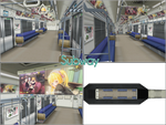 CM3D2 to MMD: Subway by kaahgomedl
