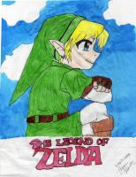 Happy Link by PokemonMaster04