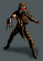 Scarecrow by classicBH