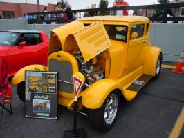 1929 Ford Hot Rod by Brooklyn47