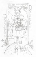 Land of Oz: Dorothy by Saphari