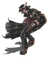 Gunslinger King by AdamWithers