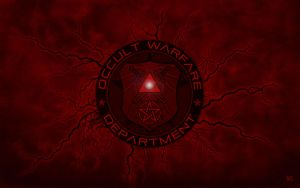 Occult Warfare Department by Cerberus071984