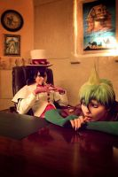 Ao no Exorcist by Lust-ik