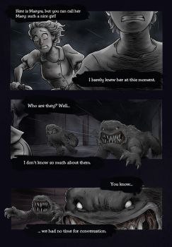 The Abyss - Prologue - pg 6 by Matiazi