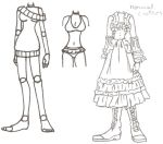 Another Liet set of clothes by Jigoku-Rui-chan
