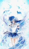 eternal sailor mercury - illusion of mercury by zelldinchit