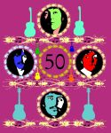 CELEBRATES 50 YEARS OF THE BEATLES by Artsouls143