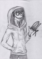 Jeff The Killer, Wanna Be Beautiful? by Haven-Sollux