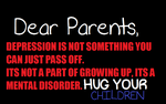Dear Parents by Despond