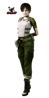 Rebecca Chambers - Render 7 by snakeff7