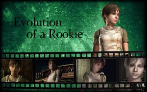 Evolution of a Rookie by Isobel-Theroux