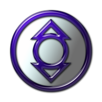 Indigo Tribe Insignia by SUPERMAN3D