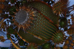 Prickly Sin Y by GrahamSym