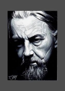 Sons of Anarchy Chibs sketch by Dr-Horrible