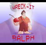Wreckin-It with Ralph by Phil-Crash-Murphy