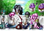 adventure time school time! by NENEBUBBLEELOVER