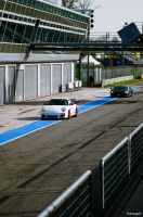 Back in the Pit Lane by Estranged89
