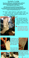 How to make lace up boots by anime-sketcher1