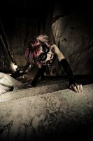 Suspended Doll 05 by May-Machin