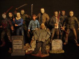 The Friday the 13th Collection by Police-Box-Traveler