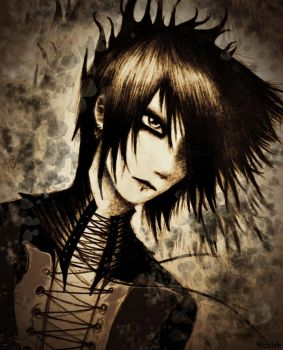 Hizumi - After The Sunset by xXHizumi-loverXx
