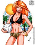 Spring Break Kim Possible by gb2k
