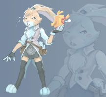 character  prototype 20111014C by cyl1981