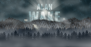 Alan Wake by S3NTRYdesigns