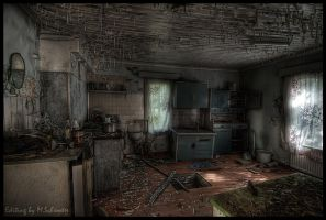 Abandoned house HDR workshop by matze-end